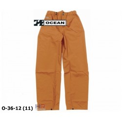 Regenhose OCEAN 36-12 COMFORT HEAVY orange