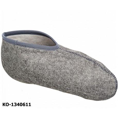 Stiefel Einziehsocke, Füßling, 100% Baumwolle 7 Polyurethan (PU)