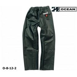 Fischer Regenhose Ocean Ölzeug 8-12 olivgrün