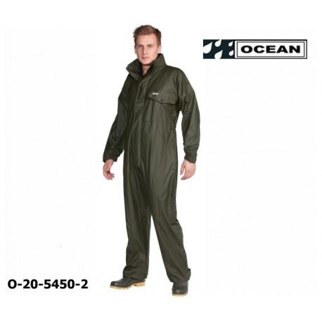 Regenoverall Ocean 20-5450 aus PU leicht & geschmeidig für Angler, Landwirtschaft, Fischerei