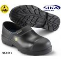Sika Clog 8111 ESD Modell Flex Light S3 SRA Clog - geschlossen Alukappe