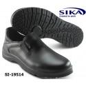 SIKA Berufsschuh 19514 FUSION O2 ohne Kappe weiß oder schwarz