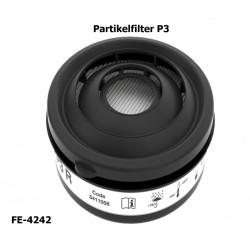 P3 - Atemschutzfilter, Partikelfilter, Atemschutz P3, EN 143, Rundgewinde EN 148-1