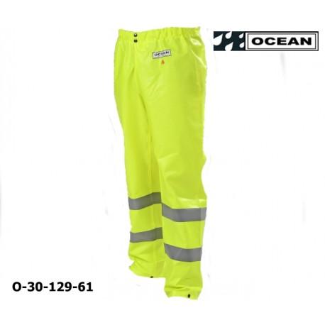 Warnschutz Regenhose fluoreszierend gelb - Ocean 30-129 High-Vis Offshore & Fishing
