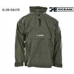 Jagdbluse leicht - PU Comfort Stretch - Ocean 20-54175 olivgrün aus 210gr PU bis 5XL