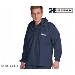 Reinigungs-Schlupfjacke Chemieresistent Ocean 36-17T Comfort Cleaning Chemical EN14605