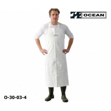 Schürze Ocean Offshore flammhemmend und resistent gegen Öl und Fett EN 343 EN14116