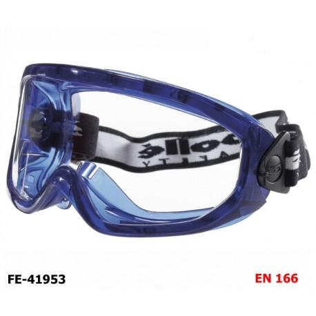 BOLLÉ® Vollsicht-Schutzbrille BLAST EN 166 bequem über Korrekturbrillen tragbar