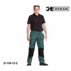 Ocean Medusa Atmungsaktive Wetterschutzhose grün in höchster Qualität