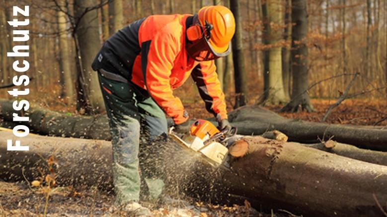 Forstschutz Bekleidung, Schnittschutzbekleidung